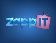 Zappit TV Logo by Fanis Poulinakis