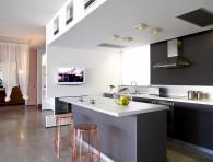 Kitchen Interior by Fanis Poulinakis