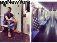 SubwayNewYork by Fanis Poulinakis